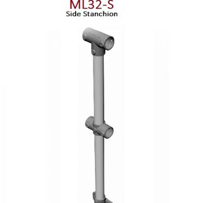 Side Stanchion 32NB Monowills Link Modular Railing